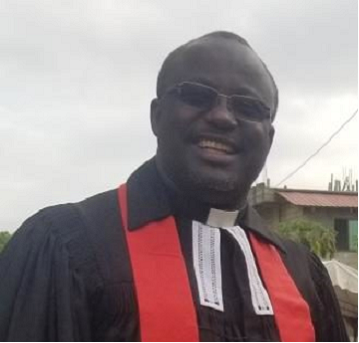 Rev. Mokoko Mbue Thomas