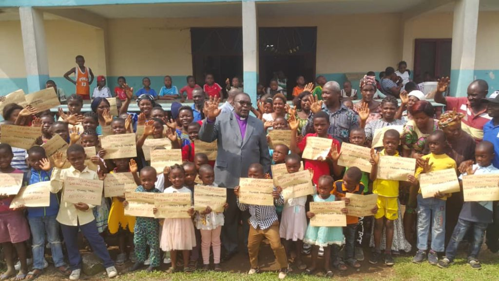 School Fee Support to IDPS and Orphans in Presbyterian School Tombel – Bakossi South Presbytery: Partnership with Uberlingen Germany