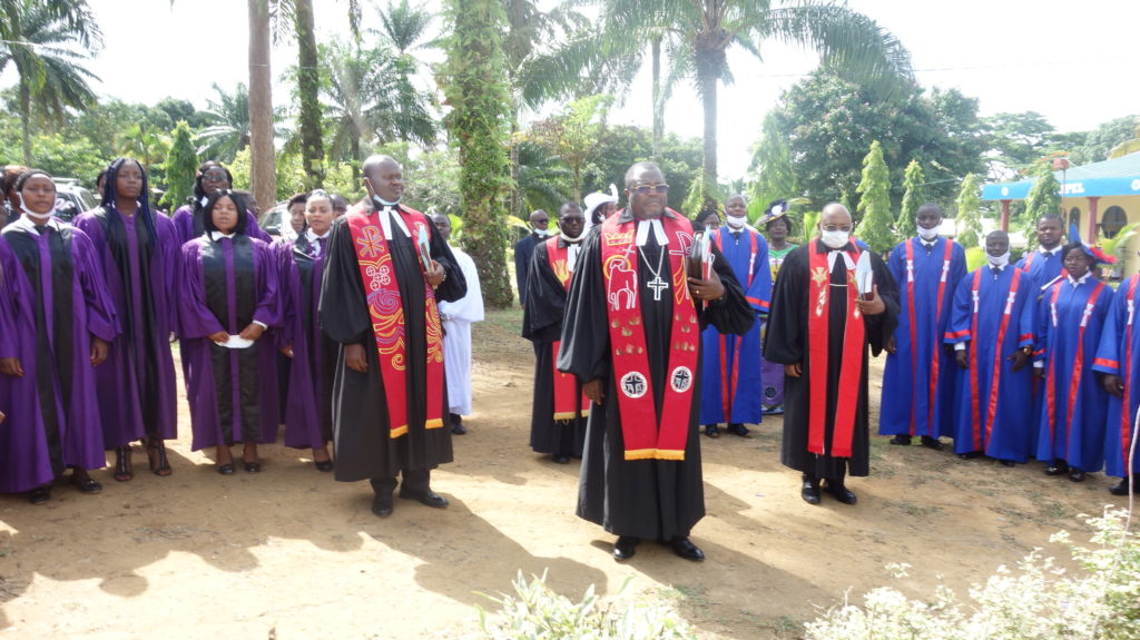 Authorization of 23 pastors at the Presbyterian Theological Seminary Kumba and Graduation ceremony for Bachelor and Masters students