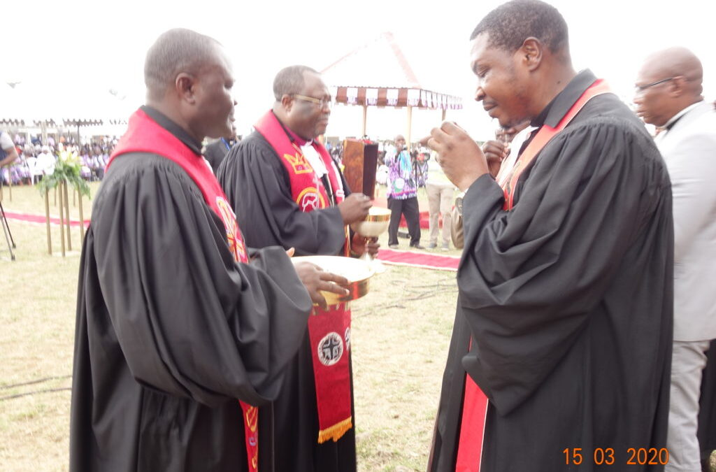 Thanksgiving of the Moderator and the Induction of the Synod Clerk on Sunday 15th March 2020 @ PCSS Buea Esplanade