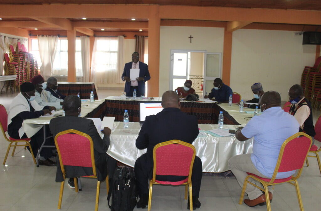 A REPORT ON THE INCEPTION MEETING FOR THE CREATION OF A PLATFORM FOR MALE CHAMPIONS FOR GENDER JUSTICE IN CAMEROON
