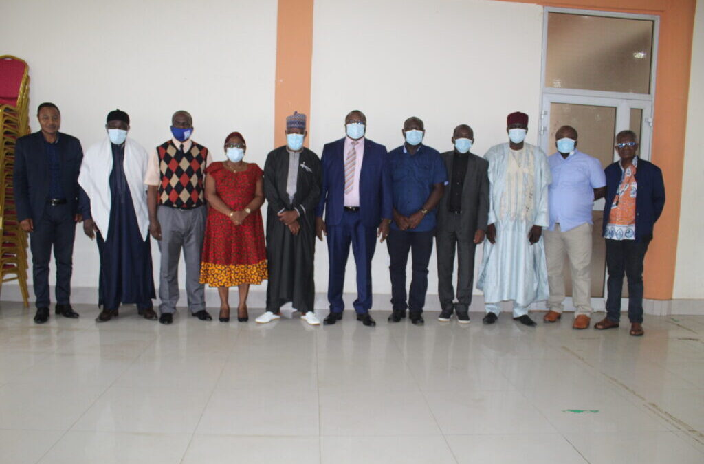 Male Champions for Gender Justice in Cameroon